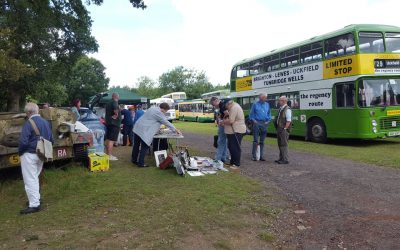 Bus enthusiasts sale stands