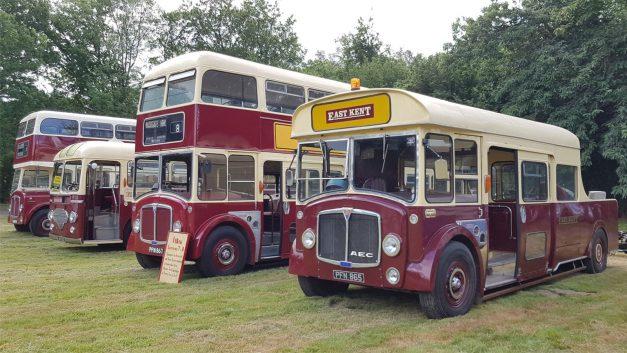 Bus Rally (Sunday)