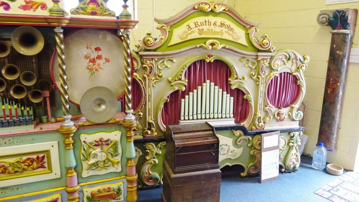 Fair organ museum