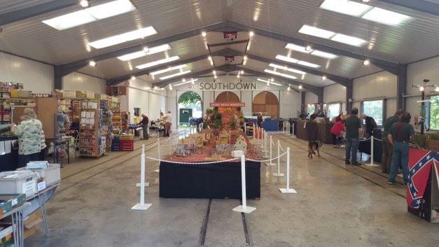 Model railway exhibitions