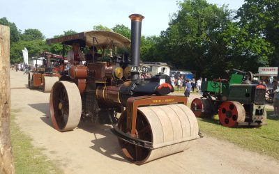 Steam rollers